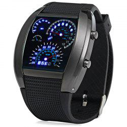 Fashion Highlight LED Display for Racing Watch -