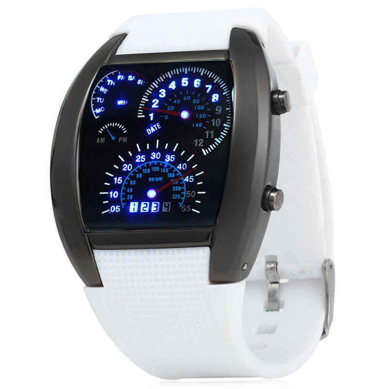 New Fashion Highlight LED Display for Racing Watch