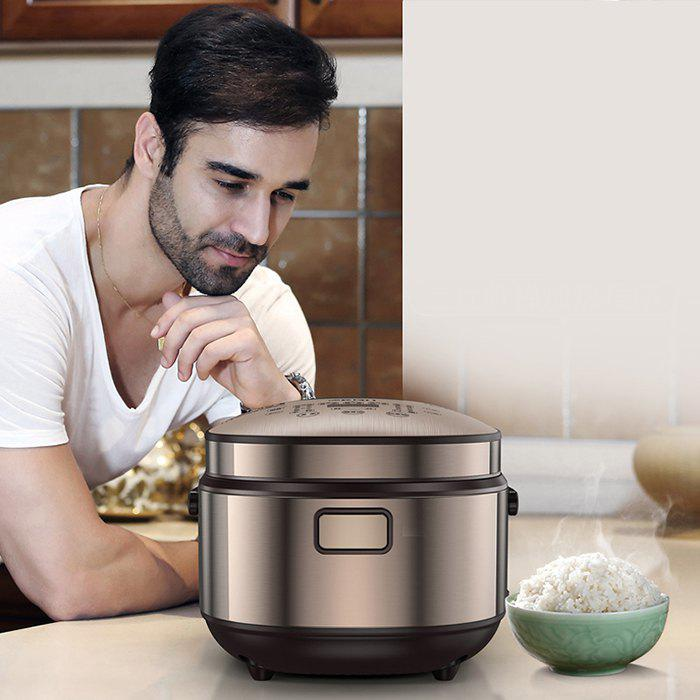 Affordable IH50A 4L Electromagnetic 360-degree Heating Rice Cooker