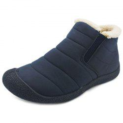 Winter Men's Casual Boots for Outdoor -