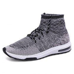 Men Sneakers Mode Casual Durable - Gris EU 40