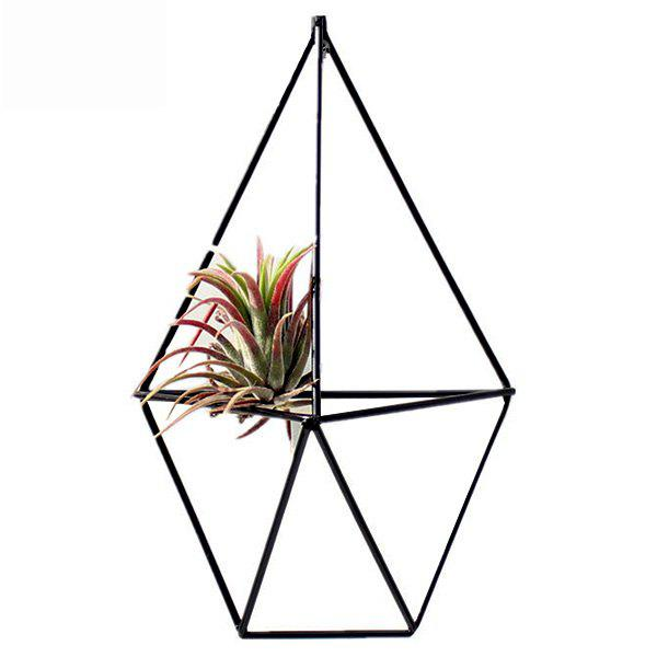 Chic Hanging Type Geometry Design Flower Stand