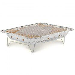 BB332 Large Scale Disposable Outdoor Barbecue -