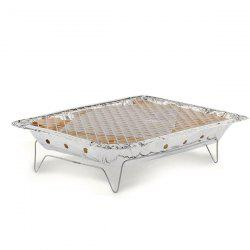 BB321 Disposable Outdoor Environmental Protection Barbecue -