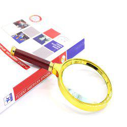 Gift Auxiliary 10x Reading Magnifier for Old Man -