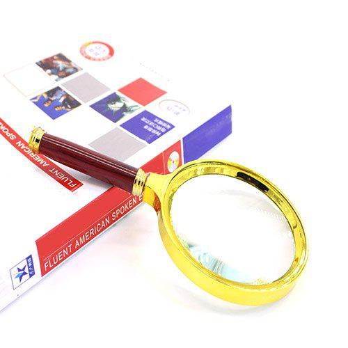 Buy Gift Auxiliary 10x Reading Magnifier for Old Man