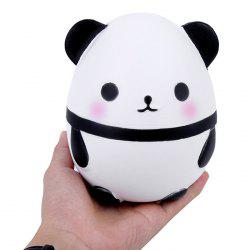 Creative Panda Slow Rising PU Squishy Toy for Reducing Pressure -