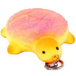 Turtle PU Squishy Toy for Reducing Pressure ( 1 pc ) -