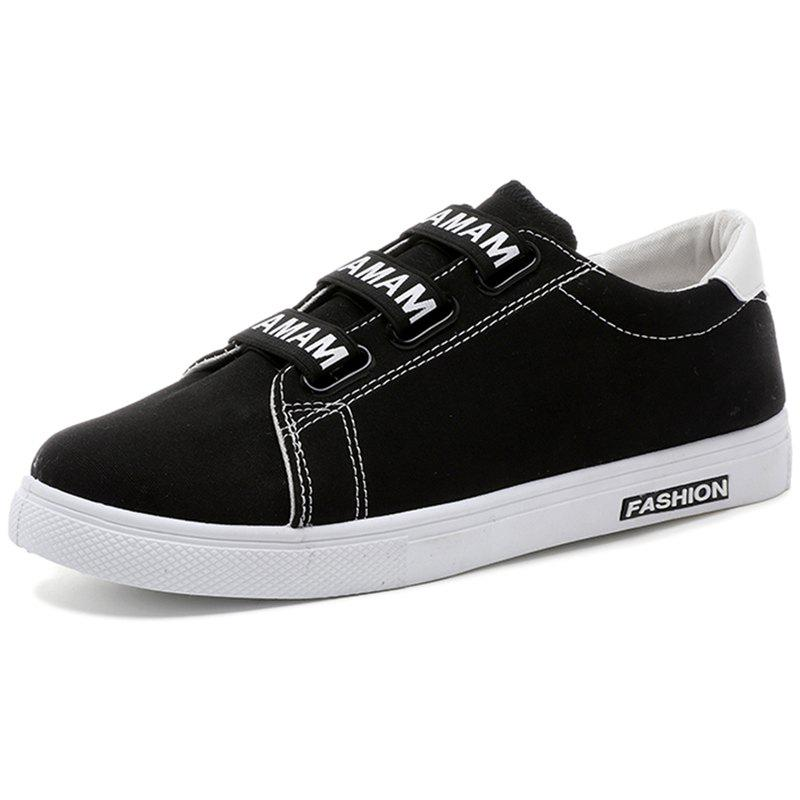 Outfits Men Stylish Canvas Shoes