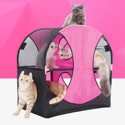 Oxford Fabric Tunnel Nest for Cat -