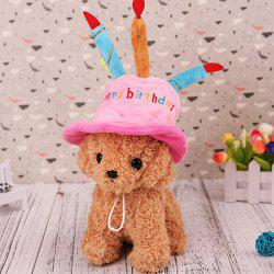 Cute Birthday Cake Pet Hat for Dogs -