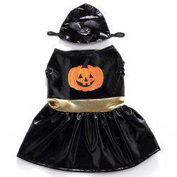 Pumpkin Cosplay Pet Clothes for Dog -