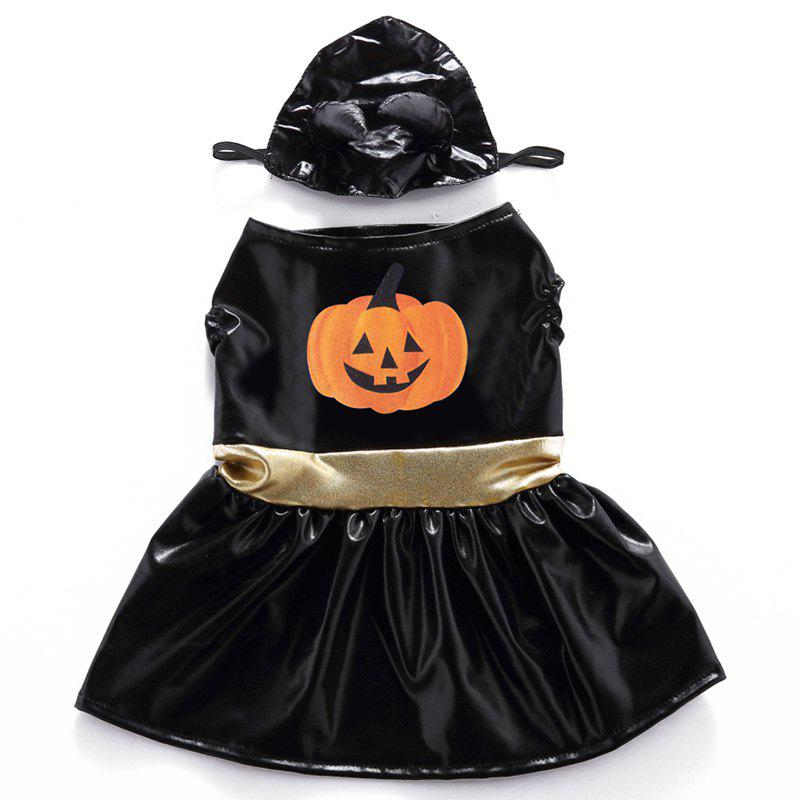 Buy Pumpkin Cosplay Pet Clothes for Dog
