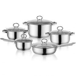 Creative and Personality Stainless Steel Pot Set -