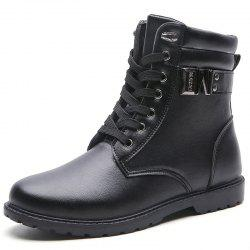 G1005 Men's Boots Simple and Stylish -