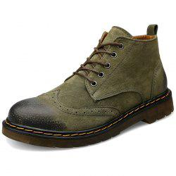 Men's Trendy High Top Casual Shoes -