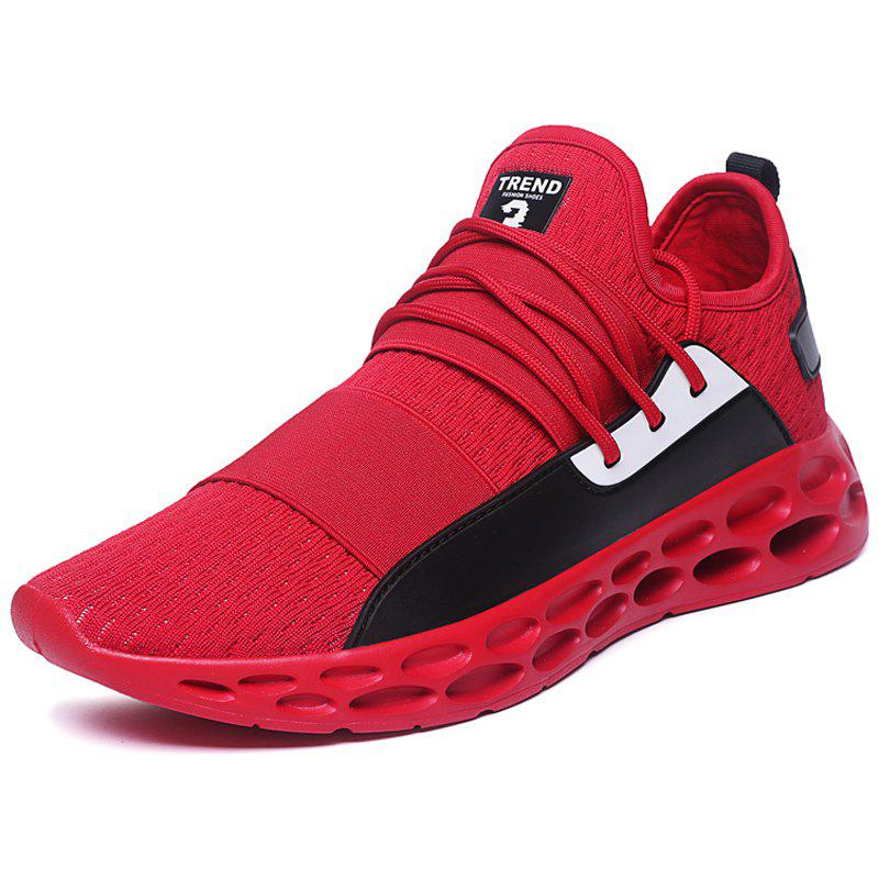 Buy Men Sneakers Breathable Lightweight Fashion