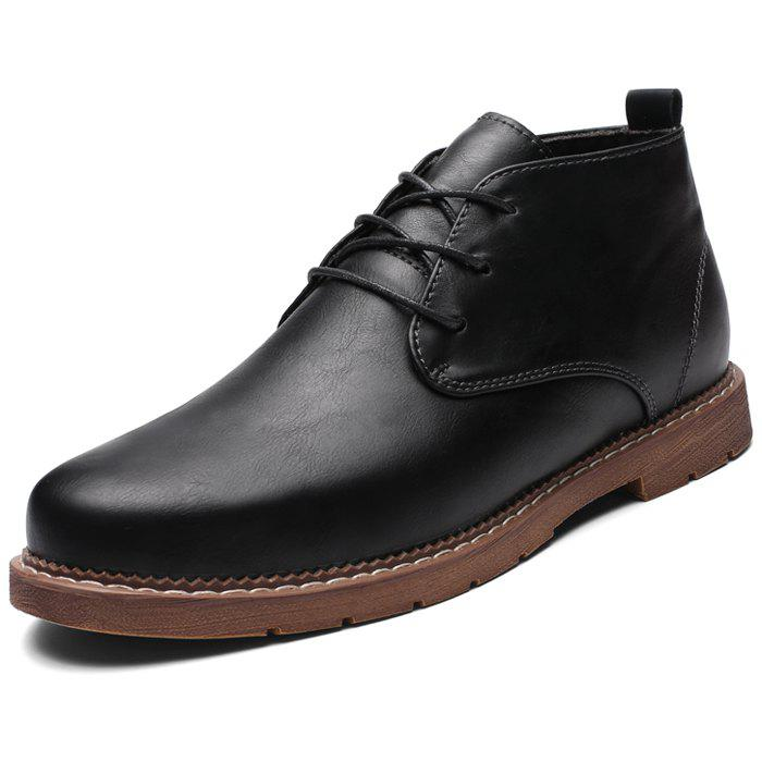 Buy Men's Fashionable Leather Casual Shoes