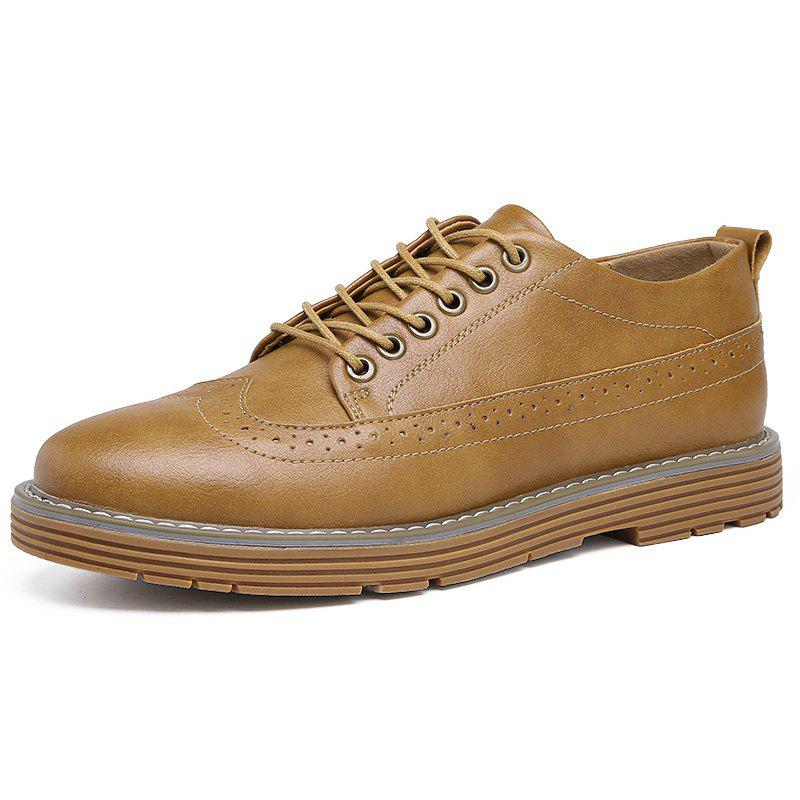 New G1005 Men's Oxford Shoes Trendy and Creative