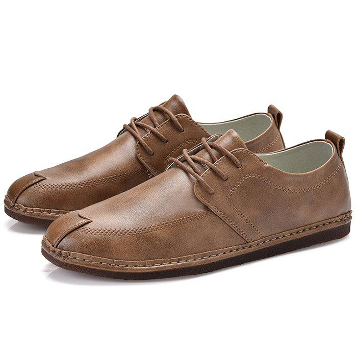 Shop G1005 Men's Oxford Shoes Fashion and Stylish