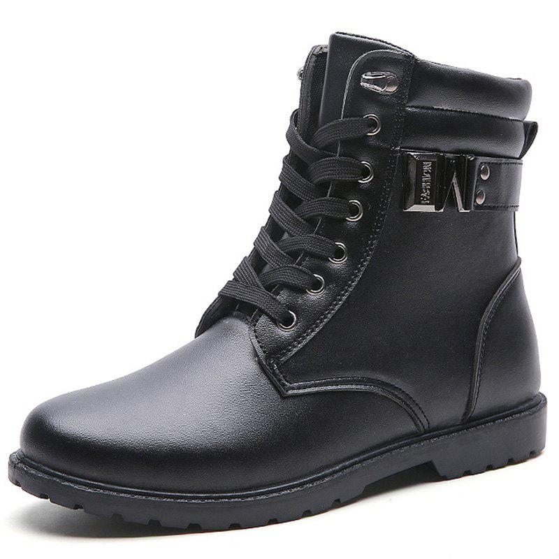 Trendy G1005 Men's Boots Simple and Stylish