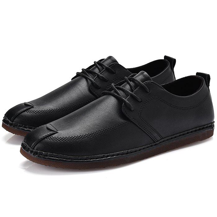 Outfit G1005 Men's Oxford Shoes Fashion and Stylish