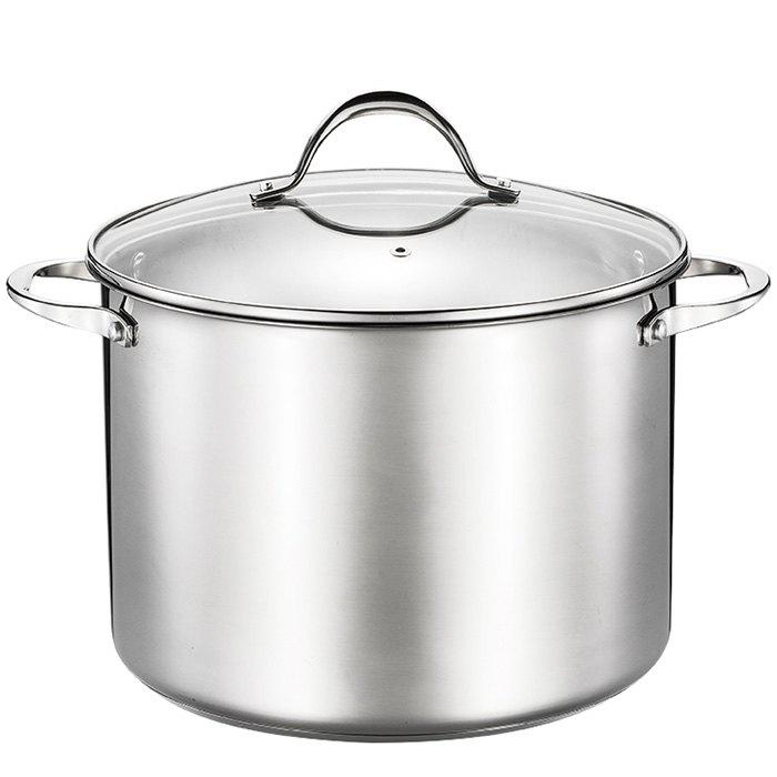 Affordable Large Capacity Durable Stainless Steel Soup Pot