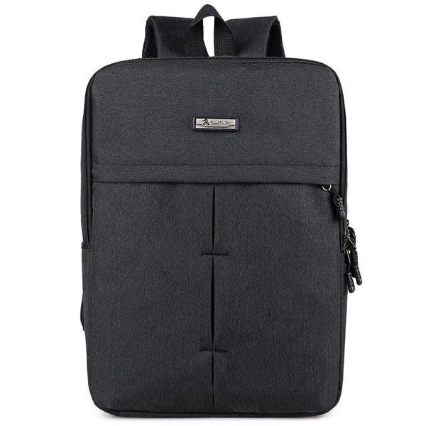Best Solid Color Computer Backpack for Men