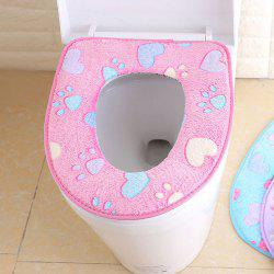 Thicken Knit Universal Toilet Seat Cover -