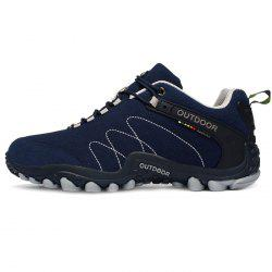 Man Hiking Shoes Outdoor Wearable Anti-slip -