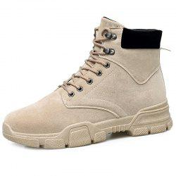 Men's Boots Outdoor Tooling Durable -