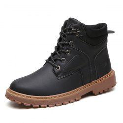 Men High Boots Fashion -