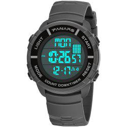 PANARS 8107 Outdoor Sports Electronic Watch -