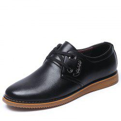 Man Casual Leather Shoes English Style -