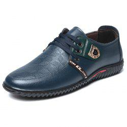 NX-8856 leather casual shoes -