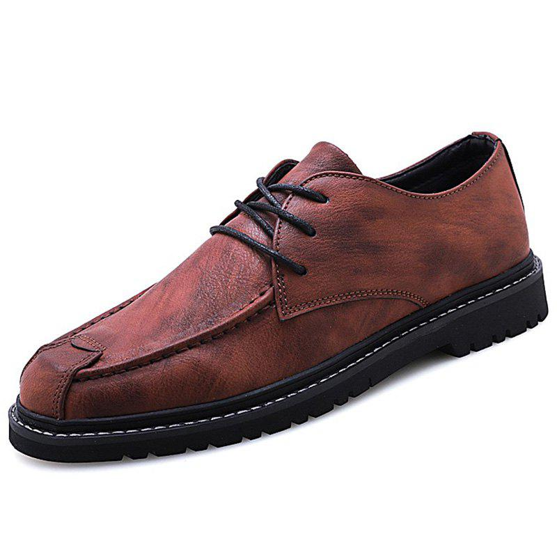 Hot G1005 Men's Oxford Shoes Trendy and Comfortable