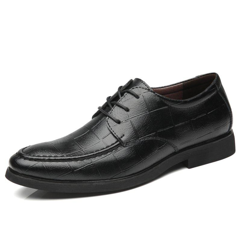 Affordable Man Formal Shoes Business Lace Up Anti-slip