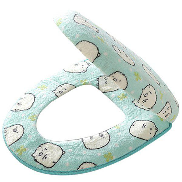 Buy Thicken Cartoon Universal Twinset Toilet Seat Cover