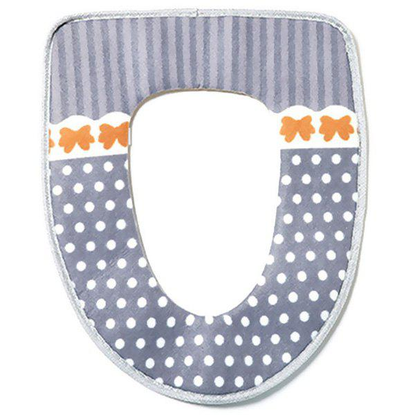 Hot Thicken Knited Universal Toilet Seat Cover