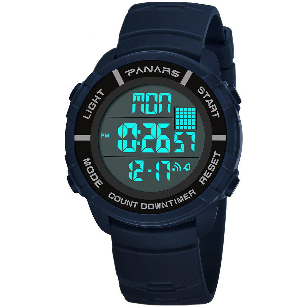 Affordable PANARS 8107 Outdoor Sports Electronic Watch