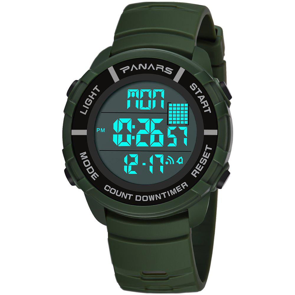 Trendy PANARS 8107 Outdoor Sports Electronic Watch