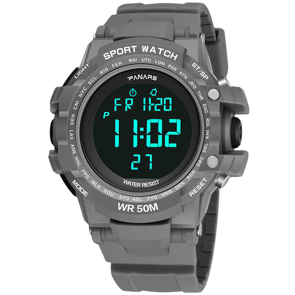 Chic PANARS 8013 Outdoor Sports Electronic Watch