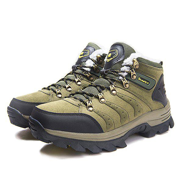 Fashion Men Sneakers Outdoor Brushed Wear-resistant