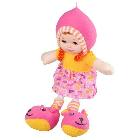 T1839A Music Plush Toy - PINK