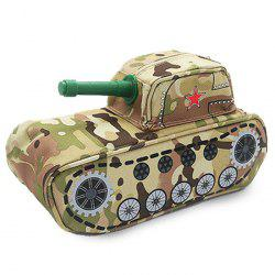 6828 Creative Camouflage Tank with Password Lock Large Capacity Pencil Bag -