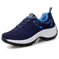 Women's Sneaker Durable Woven Material -