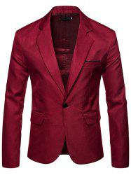 Men Suit Blazer Business Casual -