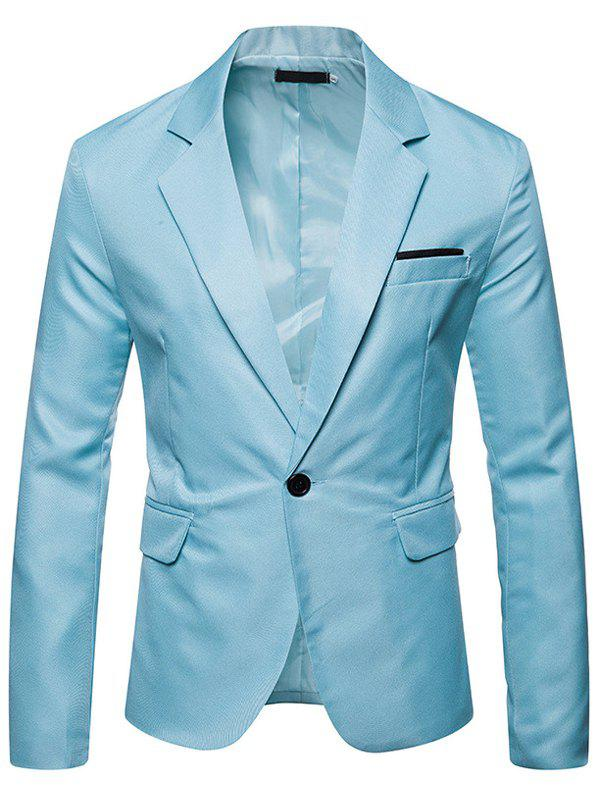 Affordable Men Suit Blazer Business Casual