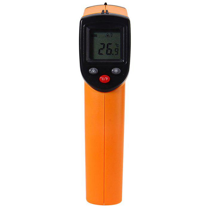 Outfit Infrared Non-contact Temperature Tester LCD Display IR Laser Point Gun Diagnostic-tool Digital Thermometer