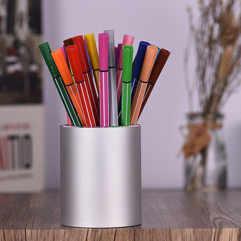 Hot SP1319 SC - 10 Pencil Holder Pen Organizer School Office Supplies